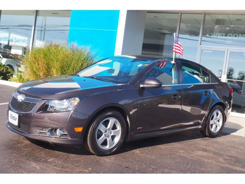 2014 Chevrolet Cruze for sale in Plymouth, MA