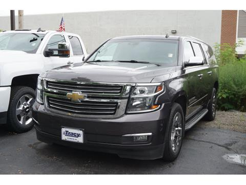 2015 Chevrolet Suburban for sale in Plymouth MA
