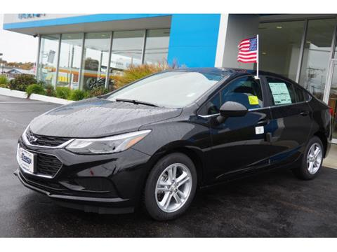 2018 Chevrolet Cruze for sale in Plymouth, MA