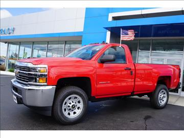 2016 Chevrolet Silverado 2500HD for sale in Plymouth, MA