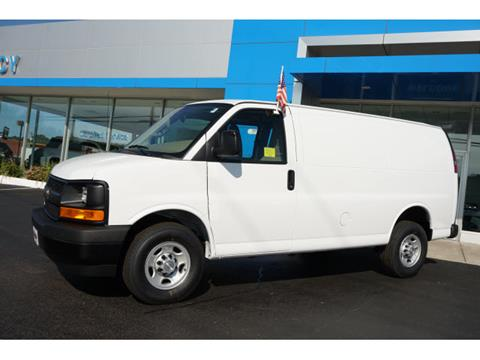 2017 Chevrolet Express Cargo for sale in Plymouth MA