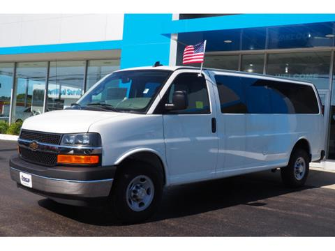 2017 Chevrolet Express Passenger for sale in Plymouth, MA