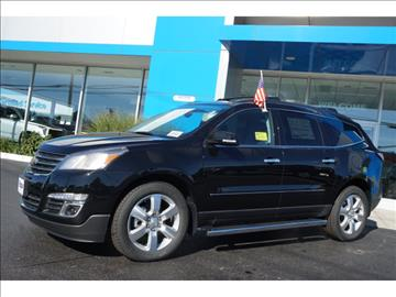 2017 Chevrolet Traverse for sale in Plymouth, MA