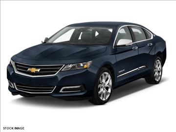 2017 Chevrolet Impala for sale in Plymouth, MA