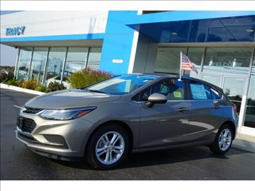 2017 Chevrolet Cruze for sale in Plymouth, MA