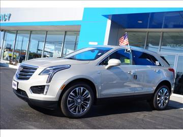 2017 Cadillac XT5 for sale in Plymouth, MA