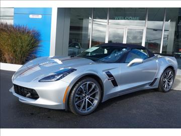 2017 Chevrolet Corvette for sale in Plymouth, MA