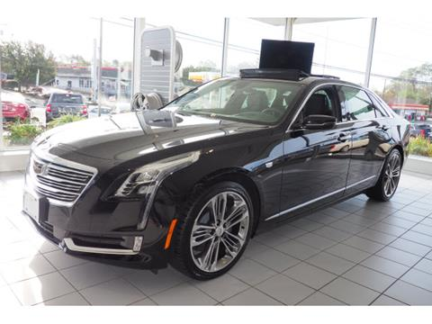 2017 Cadillac CT6 for sale in Plymouth, MA