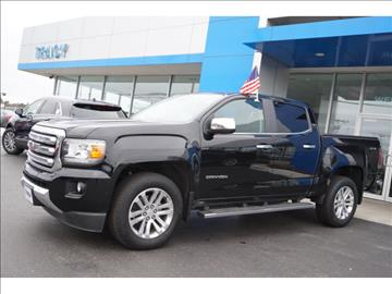 2015 GMC Canyon for sale in Plymouth, MA