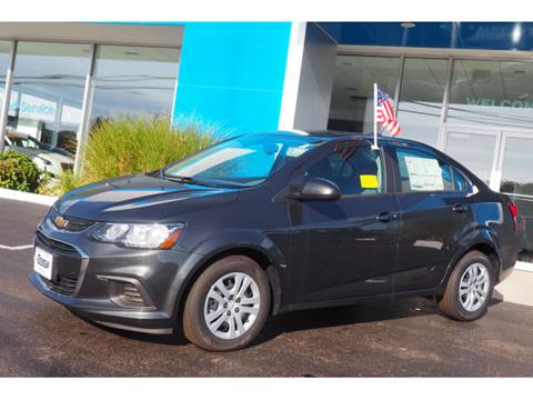 2017 Chevrolet Sonic for sale in Plymouth MA