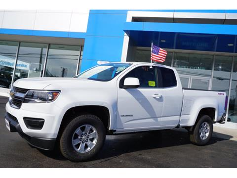 2017 Chevrolet Colorado for sale in Plymouth, MA