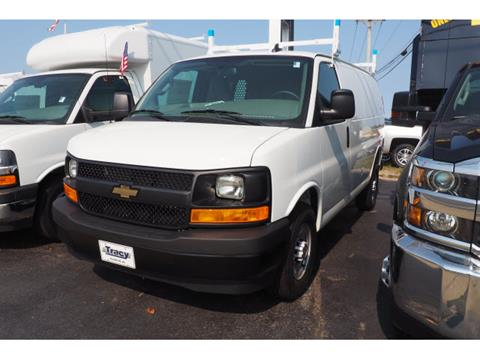 2017 Chevrolet Express Cargo for sale in Plymouth, MA