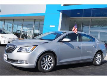 2014 Buick LaCrosse for sale in Plymouth, MA