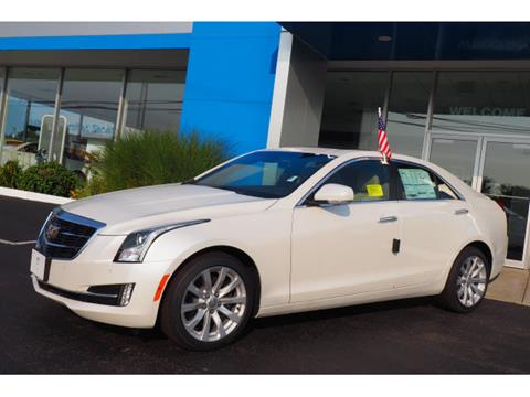 2017 Cadillac ATS for sale in Plymouth, MA