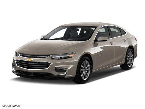 2017 Chevrolet Malibu for sale in Plymouth MA