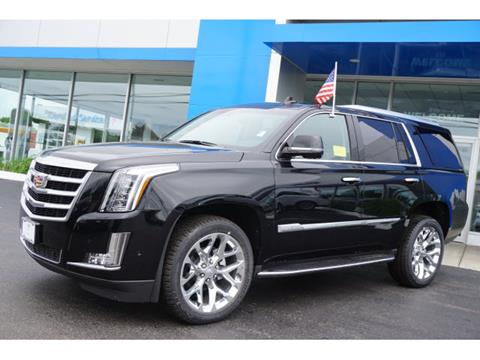 2017 Cadillac Escalade for sale in Plymouth MA