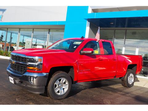 2017 Chevrolet Silverado 1500 for sale in Plymouth MA
