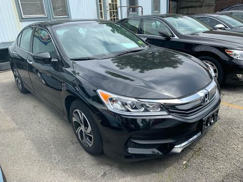 2016 Honda Accord for sale in Queens, NY