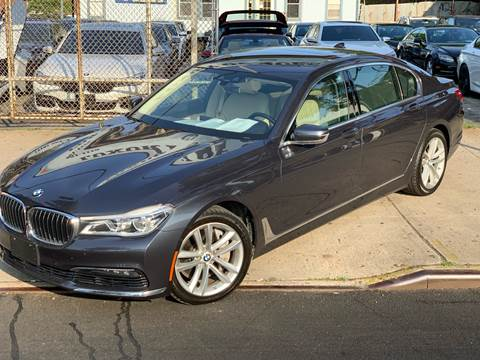2016 BMW 7 Series for sale in Queens, NY
