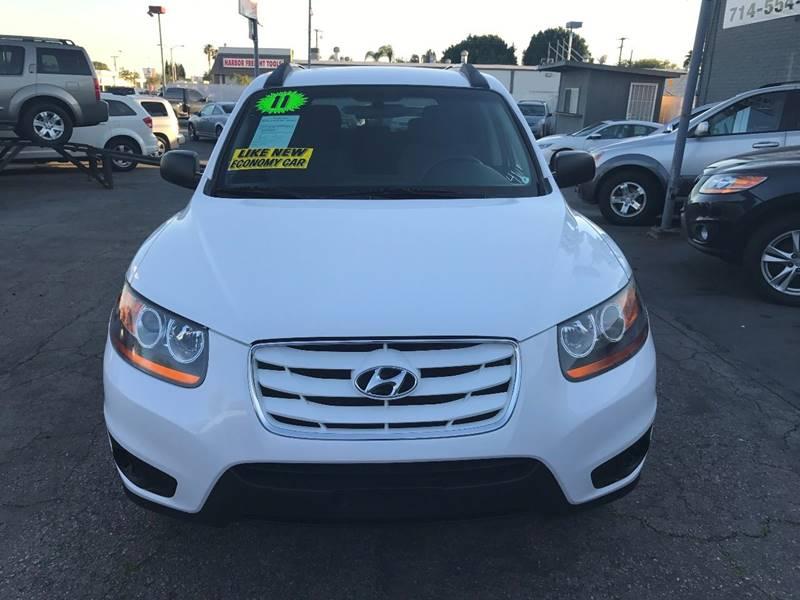 2011 Hyundai Santa Fe GLS 4dr SUV In GARDEN GROVE CA 1 Stop Auto