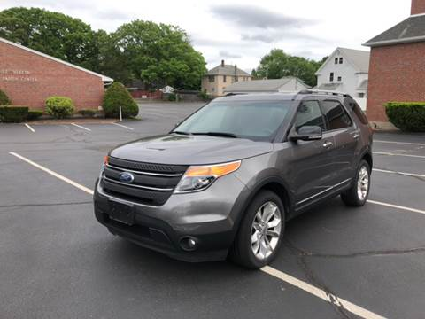 2011 Ford Explorer for sale at Best Buy Automotive in Attleboro MA