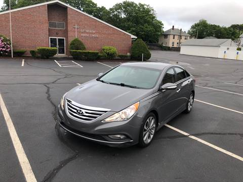 2014 Hyundai Sonata for sale at Best Buy Automotive in Attleboro MA