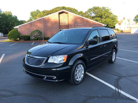 2014 Chrysler Town and Country for sale at Best Buy Automotive in Attleboro MA