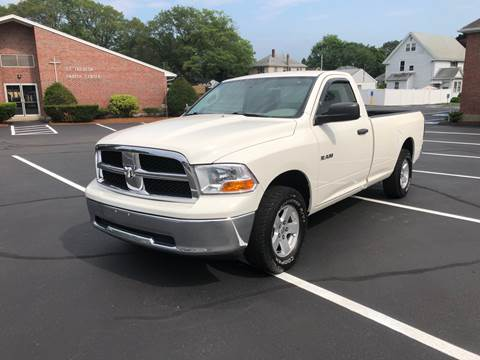 2009 Dodge Ram Pickup 1500 for sale at Best Buy Automotive in Attleboro MA