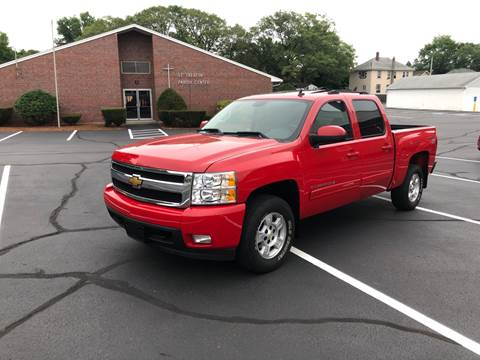 2008 Chevrolet Silverado 1500 for sale at Best Buy Automotive in Attleboro MA