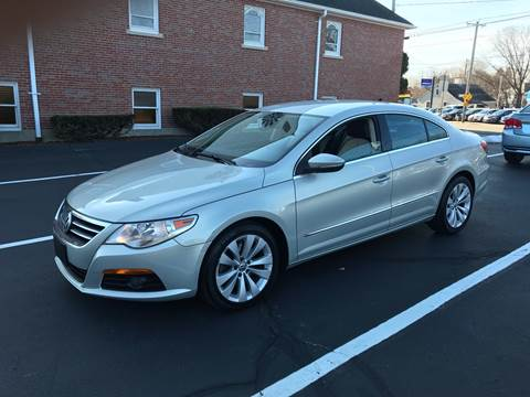 2010 Volkswagen CC for sale at Best Buy Automotive in Attleboro MA