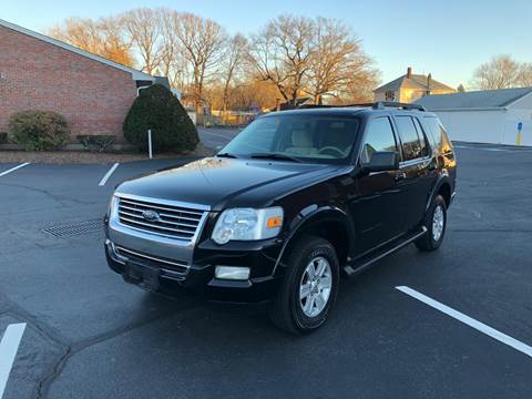 2009 Ford Explorer for sale at Best Buy Automotive in Attleboro MA