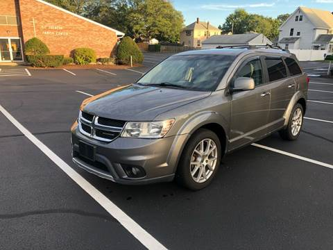 2012 Dodge Journey for sale at Best Buy Automotive in Attleboro MA