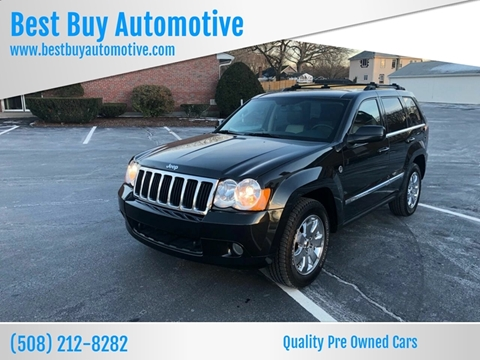 2009 Jeep Grand Cherokee for sale at Best Buy Automotive in Attleboro MA
