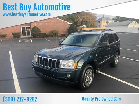 2006 Jeep Grand Cherokee for sale at Best Buy Automotive in Attleboro MA