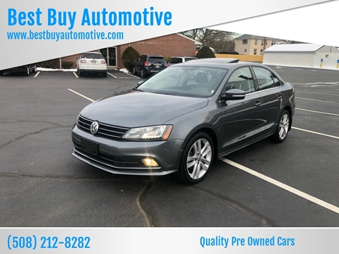 2015 Volkswagen Jetta for sale at Best Buy Automotive in Attleboro MA