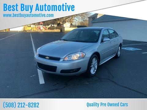 2012 Chevrolet Impala for sale in Attleboro, MA