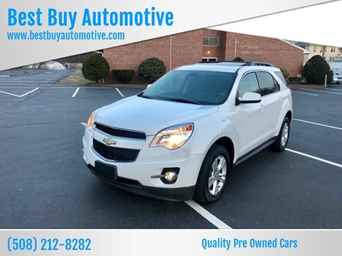 2011 Chevrolet Equinox for sale at Best Buy Automotive in Attleboro MA