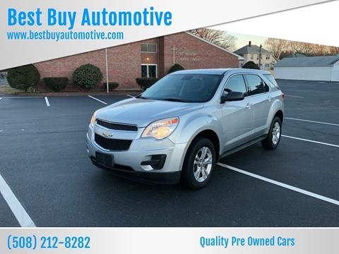 2012 Chevrolet Equinox for sale in Attleboro, MA