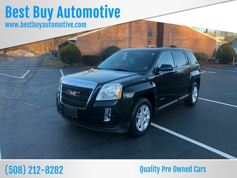 2011 GMC Terrain for sale at Best Buy Automotive in Attleboro MA