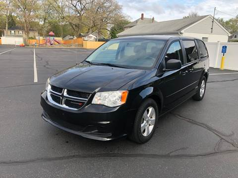 2013 Dodge Grand Caravan for sale at Best Buy Automotive in Attleboro MA