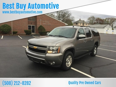 2007 Chevrolet Suburban for sale at Best Buy Automotive in Attleboro MA