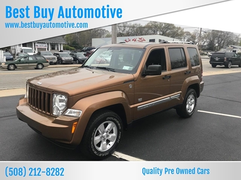 2011 Jeep Liberty for sale at Best Buy Automotive in Attleboro MA
