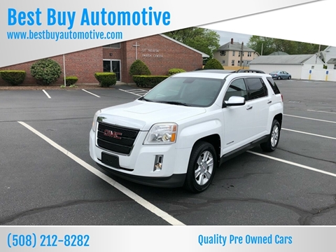 2012 GMC Terrain for sale at Best Buy Automotive in Attleboro MA