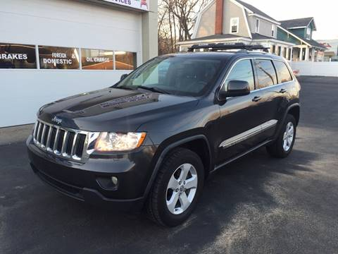2011 Jeep Grand Cherokee for sale at Best Buy Automotive in Attleboro MA