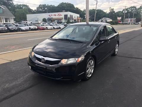 2011 Honda Civic for sale in Attleboro, MA