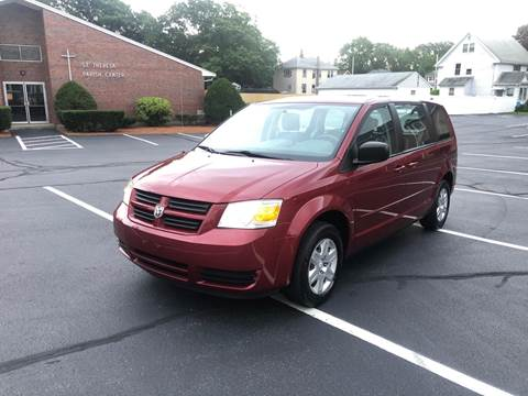 2010 Dodge Grand Caravan for sale at Best Buy Automotive in Attleboro MA