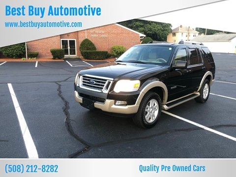 2006 Ford Explorer for sale at Best Buy Automotive in Attleboro MA