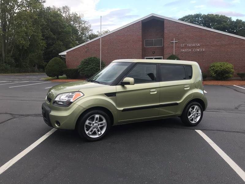 2010 Kia Soul for sale at Best Buy Automotive in Attleboro MA