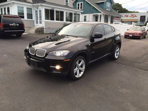 2009 BMW X6 for sale at Best Buy Automotive in Attleboro MA