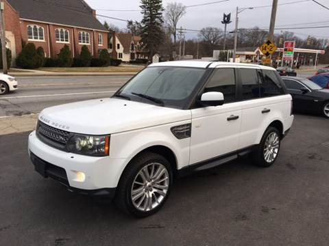 2011 Land Rover Range Rover Sport for sale at Best Buy Automotive in Attleboro MA